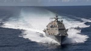 EN VIDEO: El nuevo buque de la Marina de los EEUU destinado a las operaciones de asalto