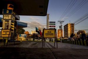 De referente a casi irrelevante, la decadencia petrolera venezolana (Fotos)