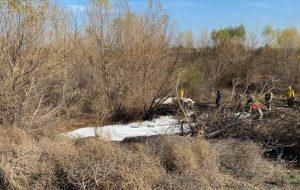 Al menos cuatro muertos al estrellarse una avioneta cerca del aeropuerto de California, EEUU