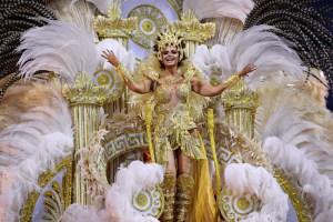 En imágenes: Comenzó el espectacular Carnaval en Brasil