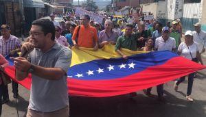 Daniel Antequera: La calle es la expresión de un país que no puede rendirse