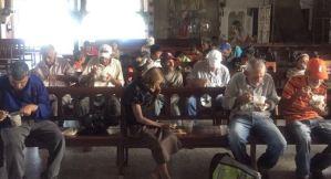 La Mesa de la Misericordia: Un espacio de fe y esperanza para paliar la crisis en Zulia (Video)