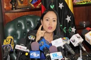 Laidy Gómez se las cantó a Maduro: Preocúpese más por la salud de la población que por las elecciones (Video)