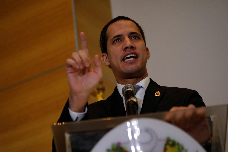 """""""Tiene vínculos con el terrorismo"""", afirmó Guaidó sobre Adel El Zabayar, nuevo acusado por EEUU"""
