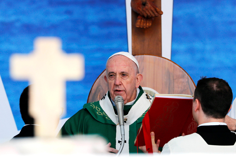 El papa Francisco afirma que le dan miedo los discursos de los líderes populistas