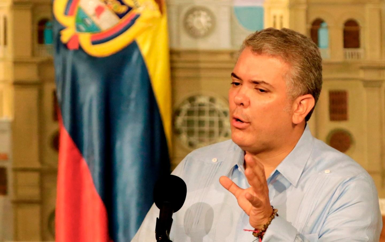 Duque insistió en presionar a Maduro para una transición democrática en Venezuela