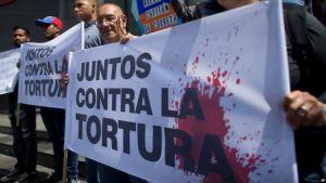 Organizaciones venezolanas exigieron parar la represión contra defensores de los DDHH