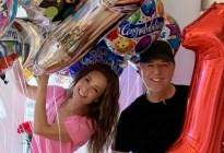 Momentos en los que Tommy Mottola fue el más grande fanático de Thalía (Fotos)