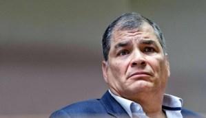 Recurren a la Interpol para ubicar al expresidente Rafael Correa