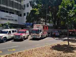 Falla eléctrica en San Bernardino afectó al hospital JM de Los Ríos