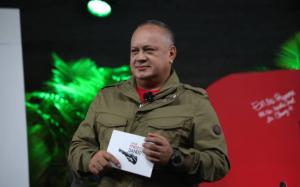 En VIDEO: Diosdado Cabello en las instalaciones del Hospital Militar tras su recuperación