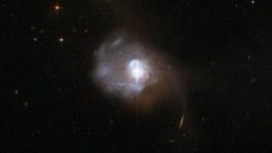 Astrónomos encontraron evidencia de oxígeno molecular en otra galaxia