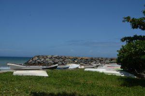 Unos 600 pescadores son afectados por la fractura del muelle en Naiguatá