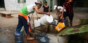Lara y Zulia viven en sequía tras el quiebre del servicio de agua (Video)