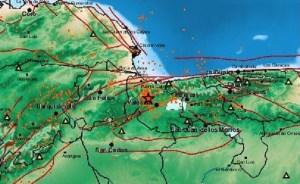 Sismo de magnitud 2,5 se registró en Valencia #22Feb