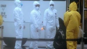 Aumentan a ocho los muertos por coronavirus y a 43 los contagiados en Irán