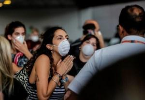 Casos de coronavirus en Brasil se acercan a la marca de dos millones