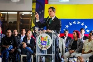 Guaidó anunció que este #2Abr hablará sobre las últimas medidas de EEUU contra el régimen