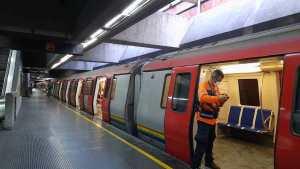 La FOTO: Los vagones del Metro de Caracas, destrozados con tan solo 9 años de uso