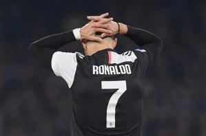 El incierto futuro de Cristiano Ronaldo y las tres opciones que baraja la Juventus