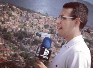 Excarcelaron al periodista Darvinson Rojas tras 12 días de injusta detención