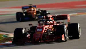 Jefe de Ferrari aventura una temporada de Fórmula 1 hasta enero
