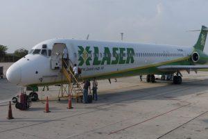 Aerolínea Laser anunció la reactivación de vuelos a Panamá el próximo #23Ene