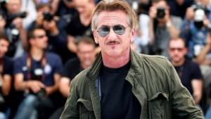 Sean Penn abrirá un centro de pruebas de coronavirus en una zona humilde de California