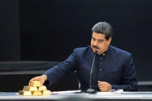 Maduro prefirió no responder sobre el pago de gasolina iraní con oro venezolano