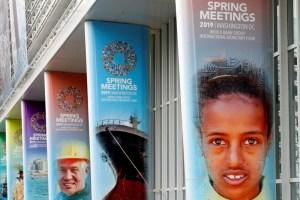 Banco Mundial aprueba desembolso inicial de 1.900 millones de dólares en fondos de emergencia por coronavirus