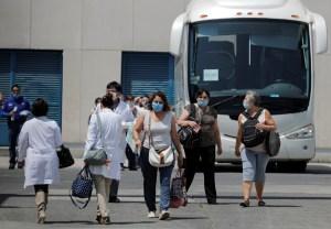 México superó los 74 mil contagios de coronavirus