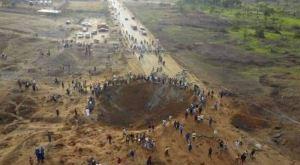 ¿Cae un meteorito en Nigeria? La verdad de las fotos y videos que circulan en redes