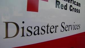 Roban remolque de la Cruz Roja cargado de suministros de emergencia en California