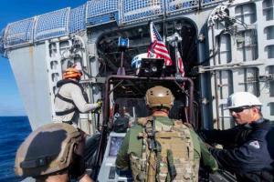 ALnavío: Esta es la fuerza de mar, tierra y aire que emplea EEUU en la operación antinarcóticos contra Maduro