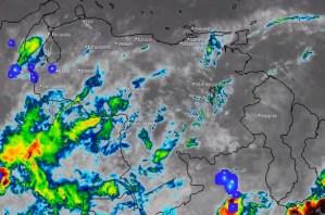 El estado del tiempo en Venezuela este #2Abr, según Inameh