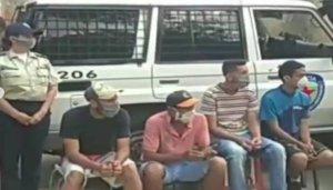 Jóvenes que mataron a una venada en Montalbán fueron puestos a la orden de las autoridades