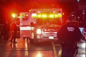Hombre Nueva York dijo que tenía coronavirus e intentó suicidarse con un policía