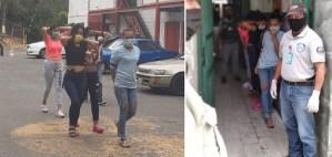 PoliCaracas detuvo a cinco mujeres por grabar un video presuntamente maltratando a una bebé