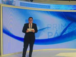 Salgo con la frente en alto: Periodista explicó su despido de Globovisión (VIDEO)