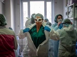 Rusia superó los cuatro mil muertos por coronavirus
