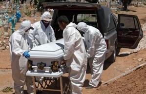 Más de 355 mil personas han muerto en todo el mundo por el coronavirus