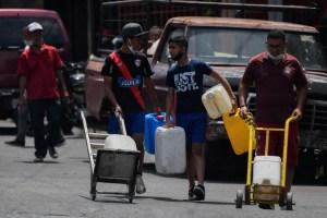 AN instó a conformar un Gobierno de Emergencia Nacional para ponerle fin a la crisis del agua