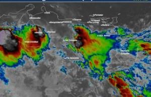 El estado del tiempo en Venezuela este jueves #28May, según el Inameh
