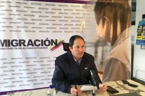 Migración Colombia reportó reducción del ingreso de venezolanos por primera vez en cinco años