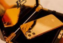 """El iPhone con """"estética narco"""" que lanzó a la venta el hermano de Pablo Escobar (Fotos)"""