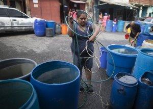 Venezuela vive la peor crisis de su historia por falta de agua