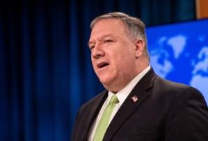 """EEUU considera que China comete un """"genocidio"""" contra los musulmanes uigures"""