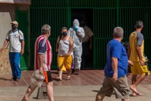 Foco de Las Pulgas arrojó 33 casos; en Zulia reportan otras 2 muertes por Covid-19