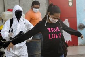 Maduro reveló que la pandemia por Covid-19 ya causó al menos 100 muertos en Venezuela
