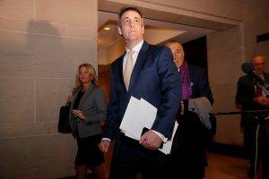 Michael Cohen, ex abogado de Trump, regresó a prisión por violar su arresto domiciliario